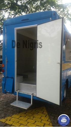 mb 712 transformado food truck oferta !!!