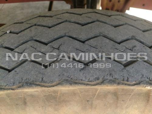 mb 912 1988/1989 carroceria de madeira 5 mts