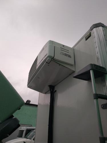 mb 915 1016 ford v.w aceito troca baú refrigerado 6,20