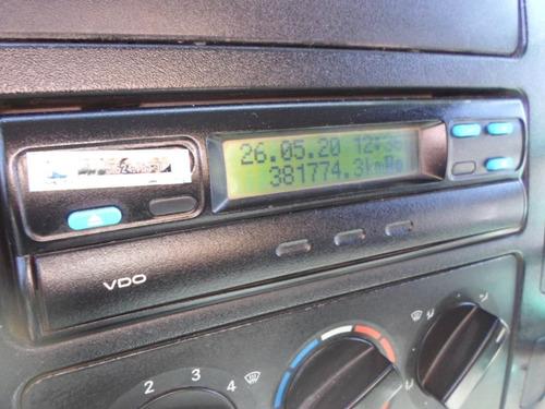 mb 915 acello 2011/2012 baú refrigerado gancheira -10graus