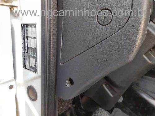 mb accelo 1016 2012 com carroceria de madeira - único dono