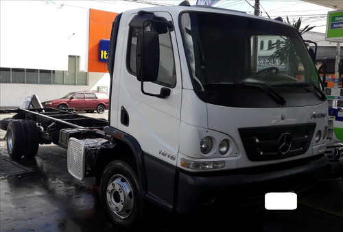 mb accelo 1016 chassis entreeixo 4,4m - unico dono - bx km
