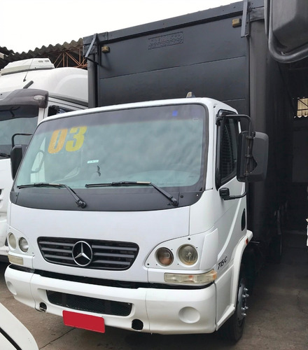 m.b. accelo 715 ano 2003 sider