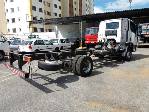 mb accelo 915 ano 2009 no chassis - r$ 69.900,00