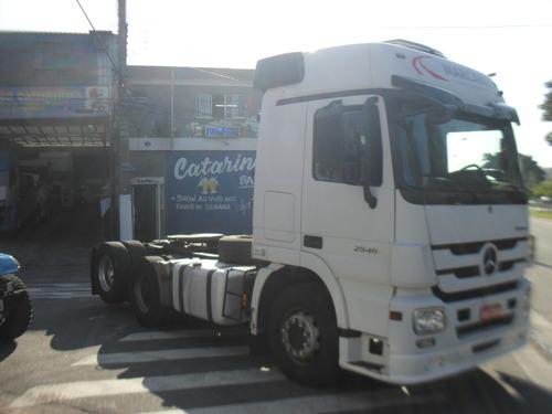 mb actros 2546 2011 automático impecável unico dono