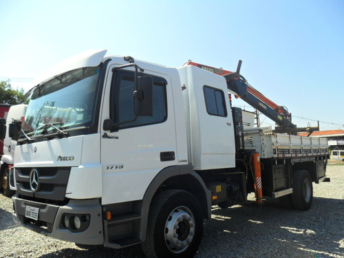 mb atego 1719 4x2 2014 c/muck
