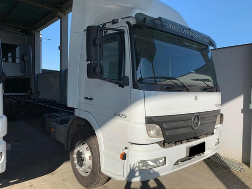 mb atego 2425 (2012) chassi