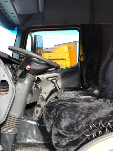 mb atego 2426 ano 2013 6x2 chassis placa bap.3316