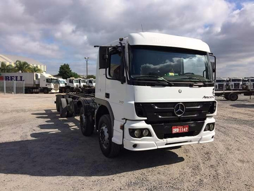mb atego 2426 chassi 8x2 2013 !! apenas r$140.000