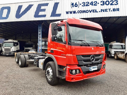 mb atego 2426 - chassi