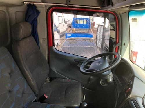 mb atego 2428 truck baú  ano 2012