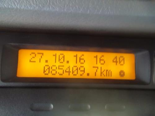 mb atron 2324 2013 6x2,tanque limpa fossa 85000km