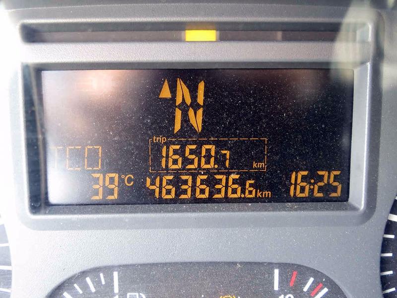 mb axor 1933 2010 cavalo toco 4x2, sb veículos