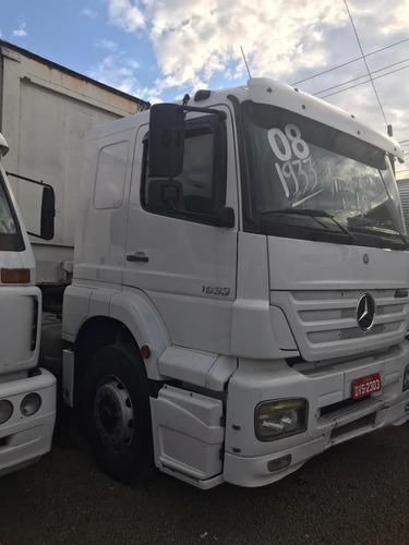 mb axor 1933 cavalo no chassi 4x2  toco  ano 2008