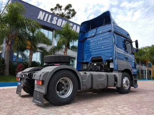 mb axor 2041, 4x2, 2018 nilson caminhões 8383