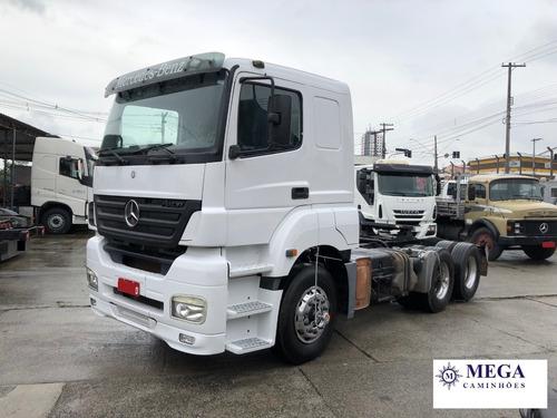 mb axor 2540 cavalo truck