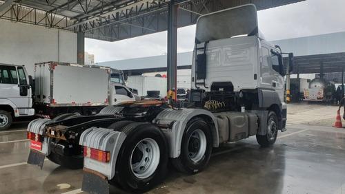 mb axor 2544 6x2 automatica 2012 selectrucks