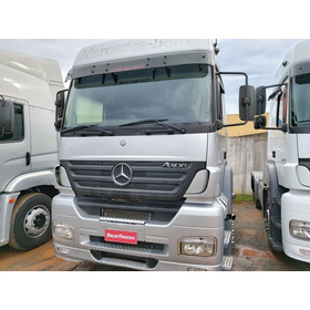 Mb Axor 2544 6x2 Teto Alto 2011 Premium