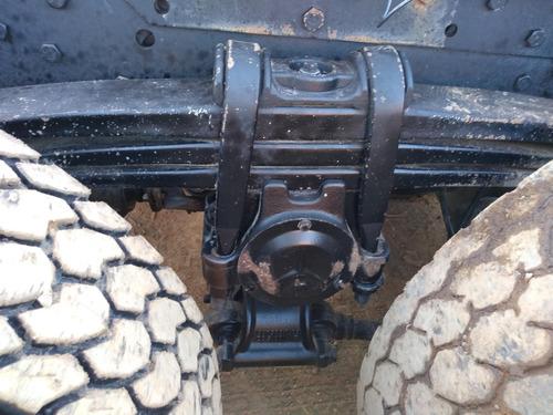 mb axor 2640 traçado 6x4 ano 2007 muito conservado