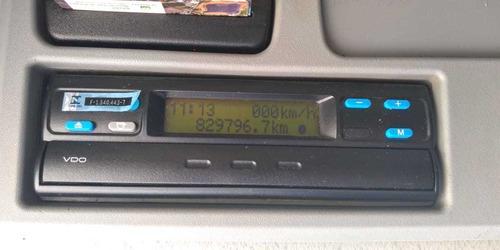 mb axor 2644 s - 07/08 - cavalo traçado, com 830.000 km