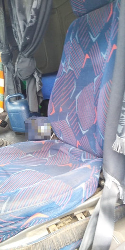 mb axor 2644 s - 08/09 - cavalo traçado, cabine leito *