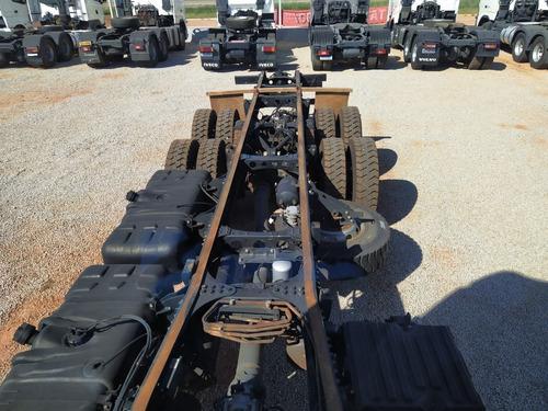 mb axor 3344 2016 6x4 chassis plataforma