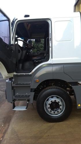 mb axor 3344 6x4 2017/2017 leito automático