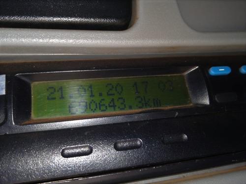 mb axor 3344 leito - cambio automatico - todo revisado