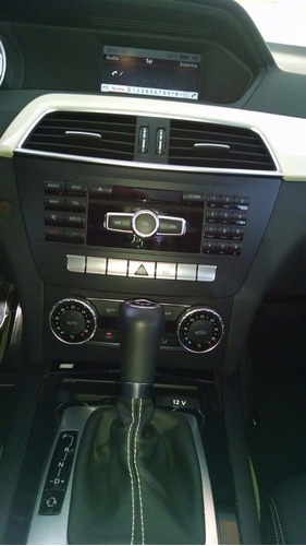 mb c-180 coupe sport turbo -branca-2013 rodoforte caminhões