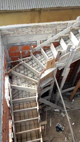 mb construcciones escaleras h°  / albañilería gral.