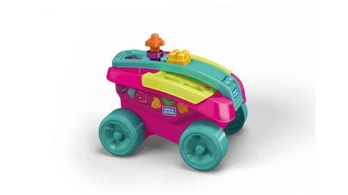 mb fb vagón sorteador de bloques rosa