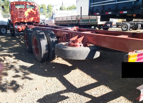 mb l 1113 - 80/80 - truck, no chassi, turbinado, excelente *