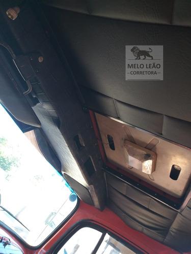 mb l 1113 - 80/80 - truck, no chassi, turbinado, excelente