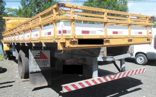mb l 1113 - 85/85 - toco, carroceria, direção hidráulica