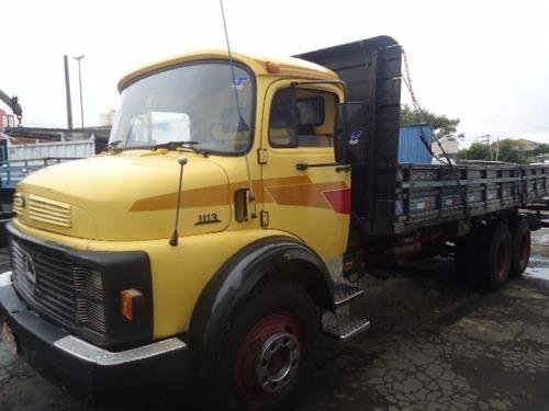 mb l 1113 truck carroceria