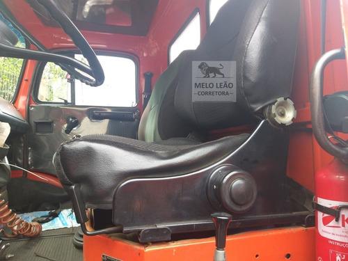 mb l 1513 - 84/84 - toco, no chassi, direção hidráulica *