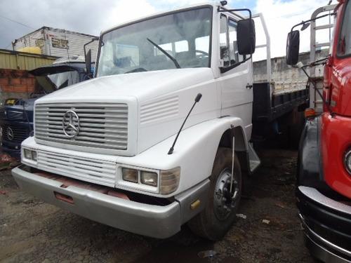 mb l 1614 truck carroceria reduzido