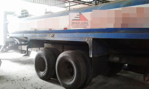 mb l 1618 - 90/90 - truck, tanque pipa 14.000 litros