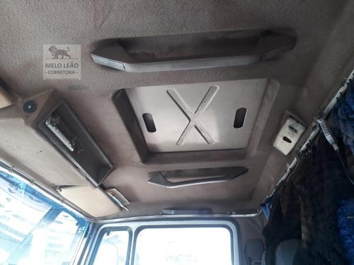 mb l 1618 - 91/91 - truck, carroceria, pneus 1/2 vida