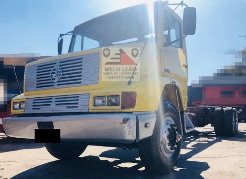 mb l 1618 - 91/91 - truck, no chassi, bem cuidado