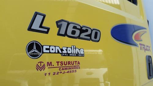mb l 1620 01 truck baú