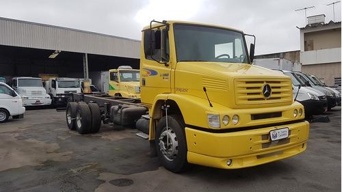 mb l 1620 01 truck chassi