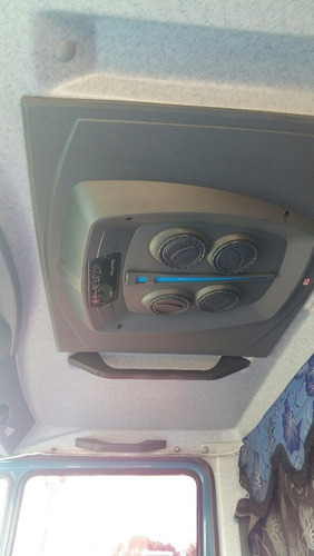 mb l 1620 2008 eletrônico carroceria 8.10m livre