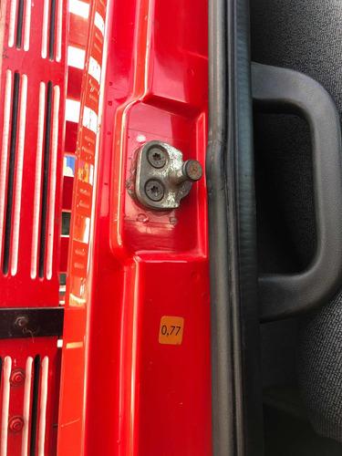 mb l 1620 6x2 2010/2011 com carroceria e 10 pneus novos