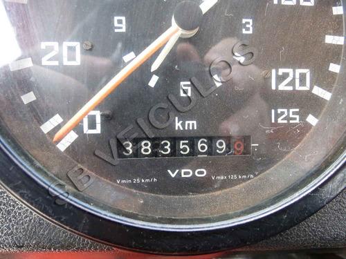 mb l 2216 1987 traçado esparramadeira calcário, sb veiculos