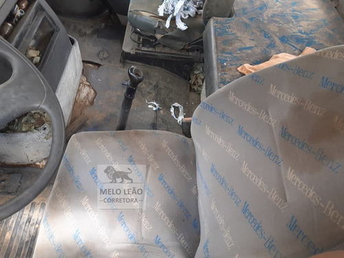 mb ls 1935 - 97/97 cavalo toco, motor novo, pneus 1/2 vida *