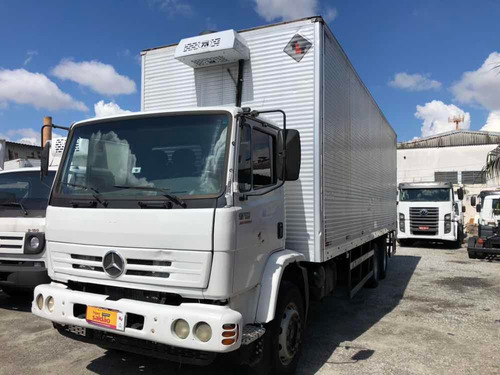 mb mercedes benz 1718 2009 truck ou toco linha 17 toneladas