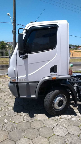 mb mercedes benz accelo 815 branco 2012 chassis