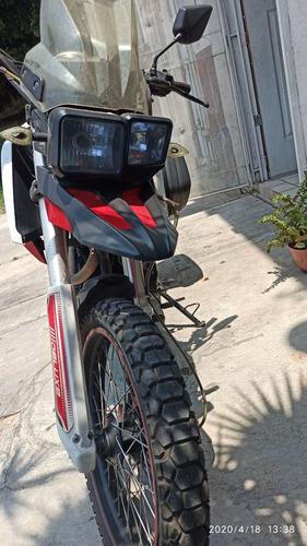 mb motos x-trail 250cc 2018