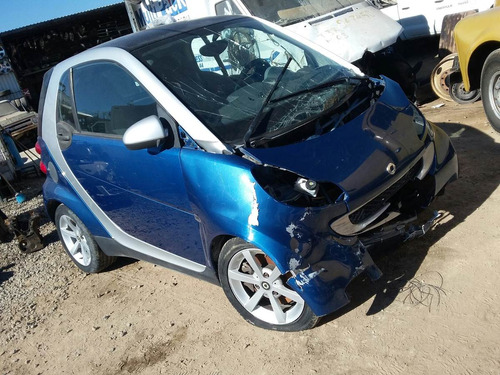 mb smart modelo 2009 accidentado por partes